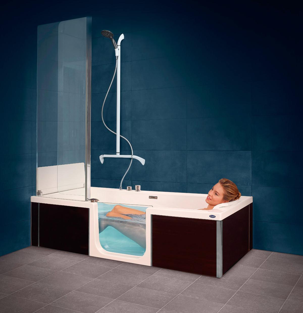 duo de kinedo douche et bain sans compromis. Black Bedroom Furniture Sets. Home Design Ideas